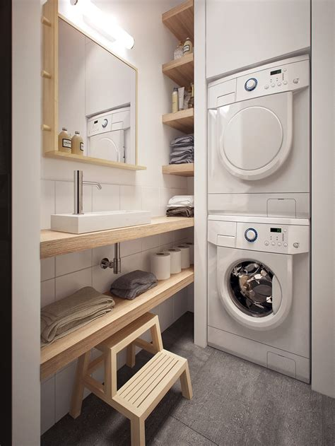 home design laundry room four apartments from st petersburg s int2 architecture