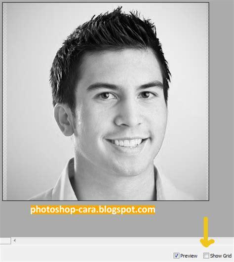 cara membuat foto hitam putih di photoshop tips photoshop