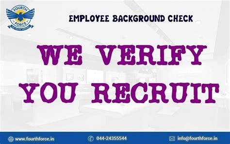 Trusted Employees Background Check Employee Background Verification Check In Insurance Employment Address Documents
