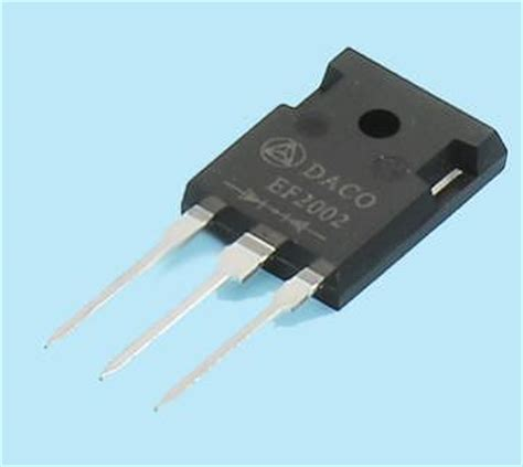 taiwan schottky rectifiers diodes high power schottky rectifier manufacturer supplier daco