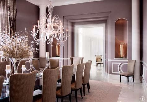 Deco Dining Room Images Deco Dining Room With Concrete Floors Chandelier