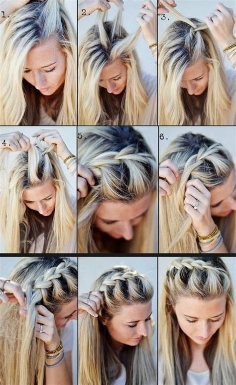 diy hairstyles with braids 21 easy hair tutorials diy hairstyles hairstyles weekly
