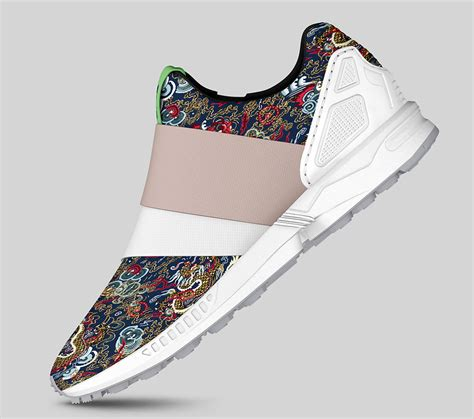 Murah Adidas Slip On Made In 03 even more custom options for the adidas zx flux sole collector