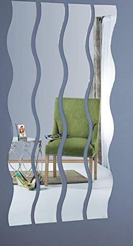 mirrotek set   wavy strip decorative customizable wall
