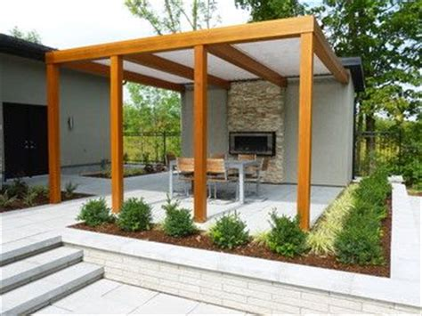 modern pergola kit design fireplaces and pictures on