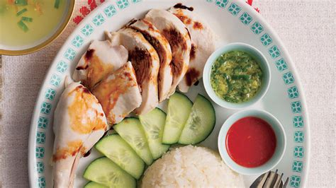 hainanese chicken rice chinese recipes sbs food