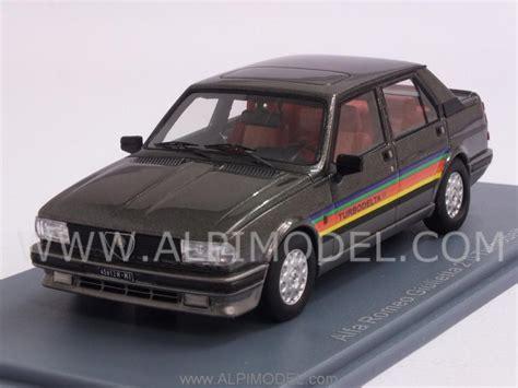 Pi Romeo Grey neo 45612 alfa romeo giulietta 2 0 turbodelta 1980 grey