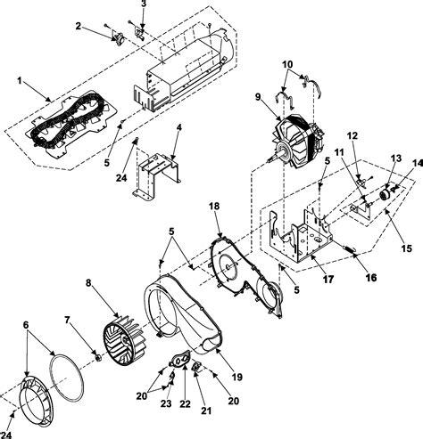 blower heater motor diagram parts list for model dv316becxaa samsung parts dryer parts