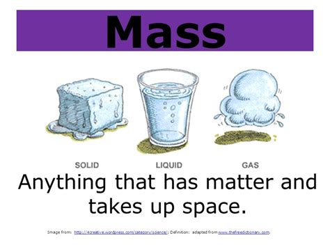 simple definition of matter 6th grade chemistry physical properties ppt