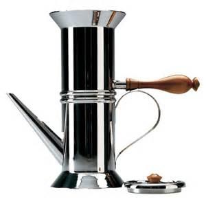 alessi riccardo dalisi neapolitan coffee maker panik