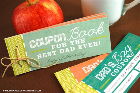 free food for fathers day printable s day ideas free printable included