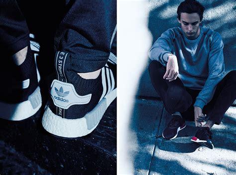 Adidas Nmd Runner Pk Black Japan Sepatu Jalan Pria Premium adidas nmd germany