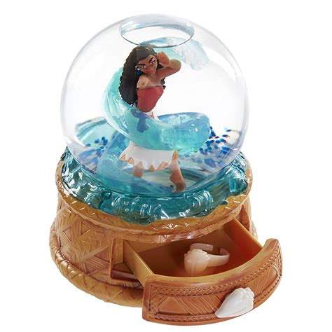 Water Globe disney moana s musical water globe jewelry