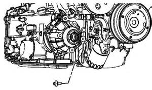 2006 Buick Lucerne Transmission Where Is The Pan Drain Located On 2006 Buick