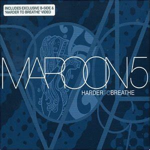 Cd Maroon 5 Songs About Import alex parks harder to breathe