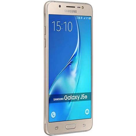 Samsung Galaxy J5 Pro Duos Lte Gold Ram 3 32 Gb Rom Garansi Resmi Hp samsung galaxy j5 duos sm j510m 16gb smartphone sm j510m gld b h