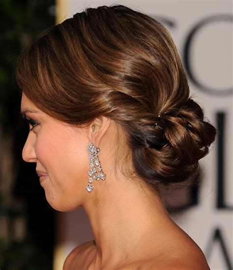 bridesmaid hairstyles jessica alba 17 best ideas about jessica alba updo on pinterest