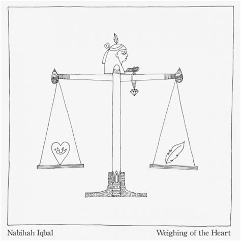 nabihah iqbal weighing   heart upcoming vinyl
