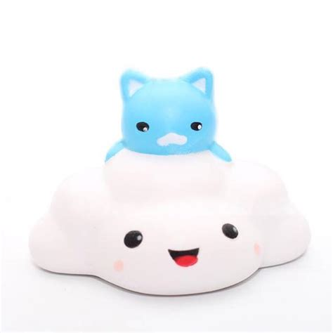 Rise Cat And Pinquin Squishy squishyshop ca l rise squishies slime supplies toronto canada