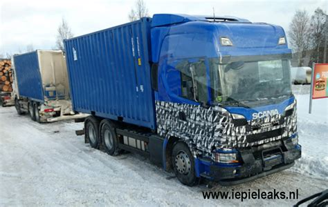 update scania testing g highline with construction