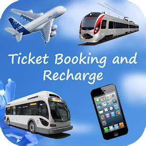 ticket booking ticket booking and recharge apk for laptop