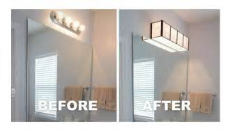 Update Bathroom Lighting Install A Bathroom Light Yourself Lights