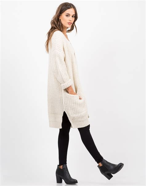 oversized chunky knit sweater chunky oversized knit cardigan white cardigan 2020ave