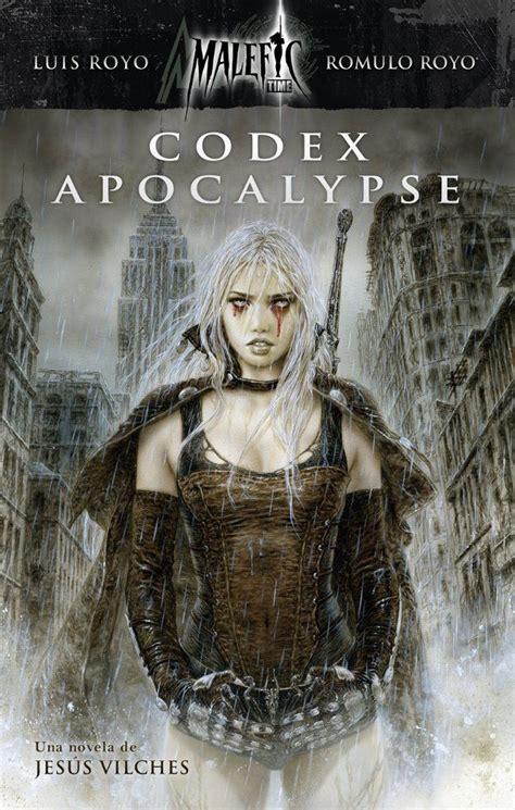libro malefic time luz quot malefic time codex apocalypse quot luis royo romulo royo luis royo luz of new york