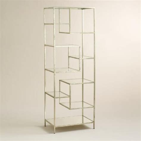 25 best ideas about glass bookcase on