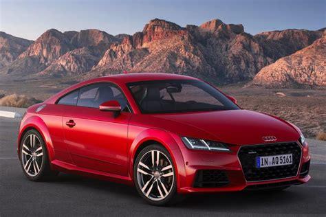 2019 Audi Tt Rs by 2019 Audi Tt Tts And Tt Rs Ny Daily News