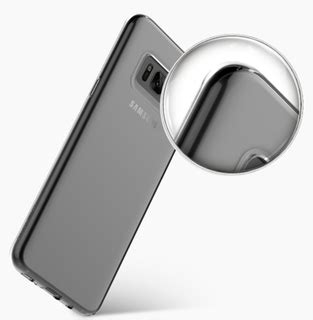Anymode Slim For S8 anymode for samsung galaxy s8 plus fa002719ksv silver xcite alghanim electronics