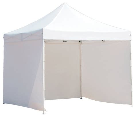 Portable Awnings And Canopies by Outdoor Portable Pop Up Canopy Tent With 4 Sidewalls