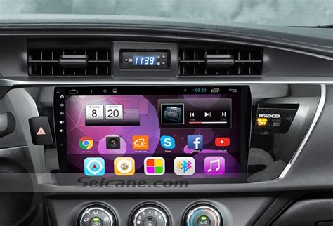 2013 toyota corolla navigation system how to upgrade a 2013 2014 toyota corolla radio with gps