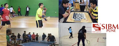 B School In Pune For Mba by Dwandva 2016 Organized By The Sports Management Team Of