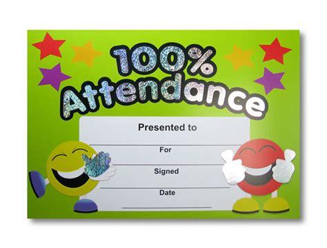 100 attendance certificate template 100 attendance certificate template 28 images merit
