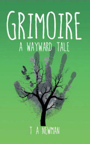 wayward lives books grimoire a wayward tale by newman worlds best story