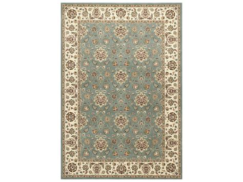 kas rugs kas rugs kingston blue ivory rectangular area rug kg6406
