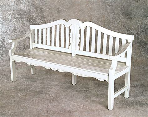 unique benches and settees custom scroll settee weatherend