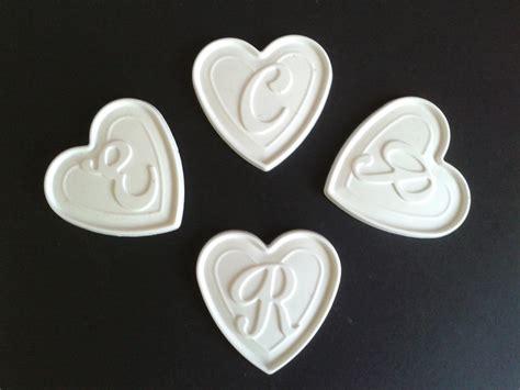 cuore con lettere gessetti cuore in lettera per la casa e per te