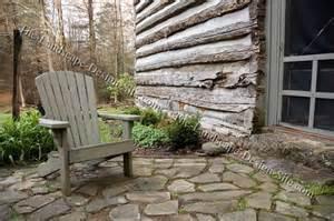 patio stones and stones