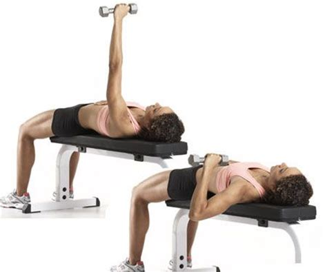 single arm dumbbell bench press 17 best images about chest workouts on pinterest leg
