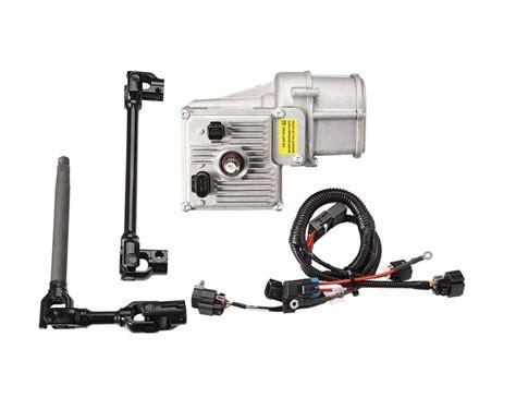 electric power steering 1998 mazda b series electronic valve timing power steering kit polaris ranger
