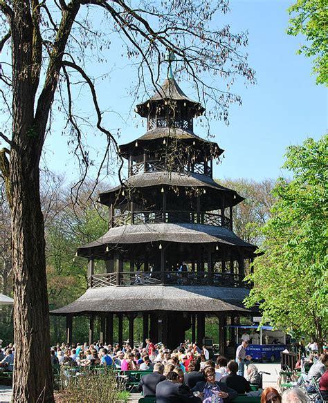 Chinesischer Turm Englischer Garten München Parken by Der Englische Garten In M 252 Nchen