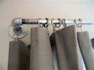 How To Wrap Curtains Around Curtain Rods Diy West Elm Curtain Rod Amp Striped Curtains Schue Love