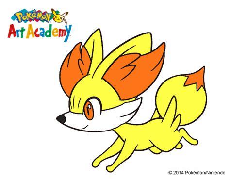imagenes kawaiis de pokemon dibujo de el kawaii fenekin pintado por meow en dibujos