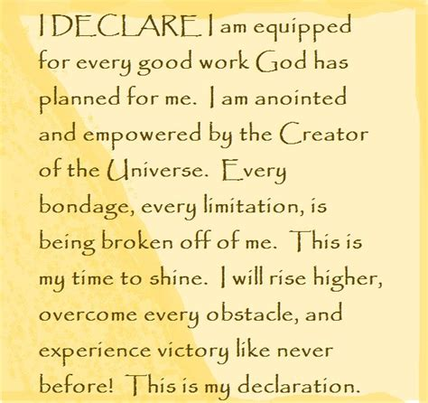 prayers and declarations for the of god confront strongholds and stand firm against the enemy books 17 best images about i declare joel osteen on