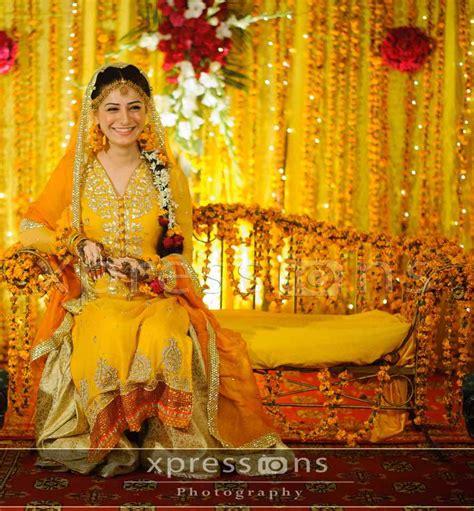 latest trends of pakistani mehndi dresses pakifashion