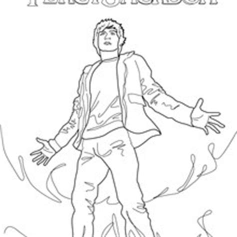 Coloriage Percy Jackson Coloriages Coloriage 224