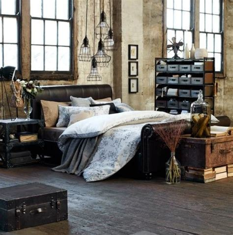 Industrial Bedroom Decor Ideas by Best 25 Rustic Industrial Bedroom Ideas On