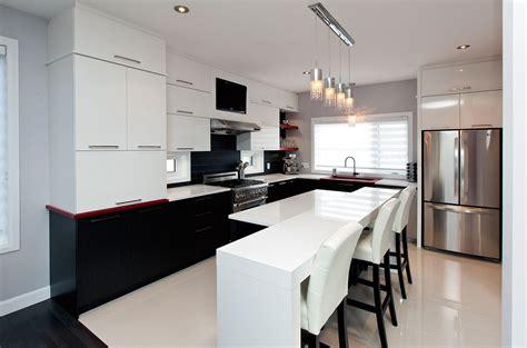 le comptoir moderne cuisine moderne griffe cuisine